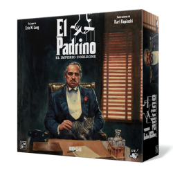 The Godfather: The Corleone Empire strategy game by Edge Entertainment