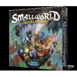 Smallworld Underground - Juego De Tablero