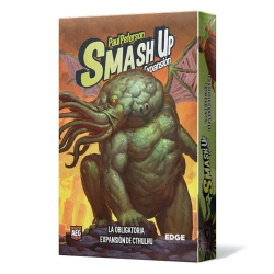 Smash Up. La Obligatoria Expansion De Cthulhu