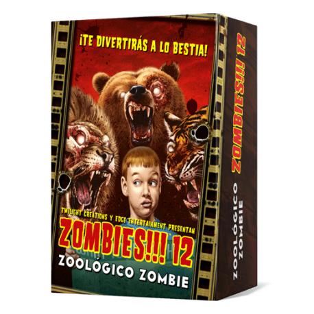 Comprar Zombies 12 Zoologico Zombie De Edge