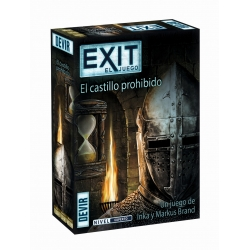 EXIT 4 The game: The Forbidden Castle