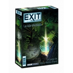 EXIT 5 The game: The forgotten island