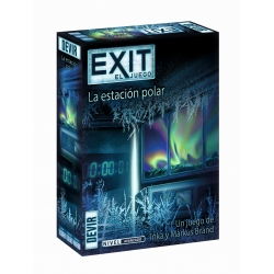 EXIT 6 The game: The Polar Station