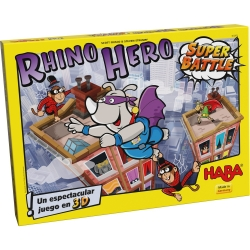 Rhino Hero Super Battle 3D