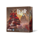 Juego de cartas de estrategia Age of War de Fantasy Flight Games