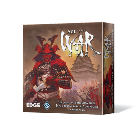 Age of War strategy card game from Fantasy Flight Games