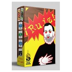 ¡Ruiz! juego de cartas basado en Mariano Rajoy de SYYA Games