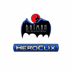 HEROCLIX DC BATMAN ANIMATED SERIES RELEASE OPKIT