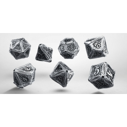 QW DADOS CALL OF CTHULHU METAL SET (7)