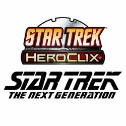 STAR TREK HEROCLIX AWAY TEAM: NEXT GENERATION OPKIT