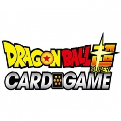 DRAGON BALL TCG EX DECK BOX MIGHTY HEROES (INGLÉS)