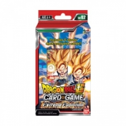 DRAGON BALL TCG MAZOS EXTREME EVOLUTION (6) *INGLÉS*