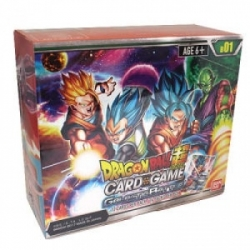 DRAGON BALL TCG SOBRES GALACTIC BATTLE (24) *INGLÉS*