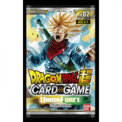 DRAGON BALL TCG SOBRES UNION FORCE (24) *INGLÉS*