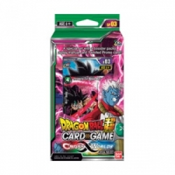DRAGON BALL TCG SPECIAL PACK CROSS WORLDS (6) *INGLÉS*