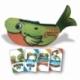 Juego de cartas divertido Happy Salmon de Mercurio Distribuciones