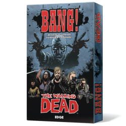 Juego de cartas Bang! The Walking Dead de Edge Entertainment