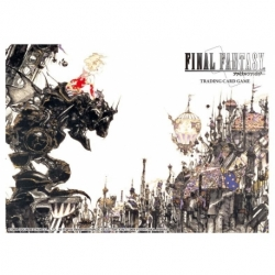 FUNDAS FINAL FANTASY TCG TERRA (60)