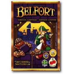 Juego de mesa Belfort Edición Limitada de 2 Tomatoes Games