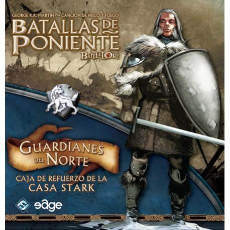 Expansión Batallas de poniente Guardianes del Norte (Stark)