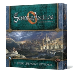 Expansion The Lord of the Rings: The Wild Lands of Rhovanion LCG Edge