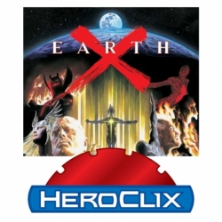 MARVEL HEROCLIX EARTH X BRICK