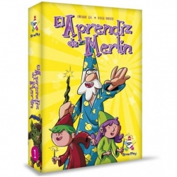 Game for children and family The Merlin Apprentice from Smart Play