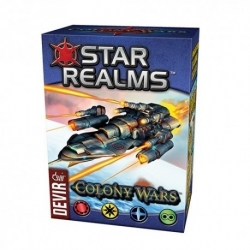 DISPLAY STAR REALMS COLONY WARS (6)