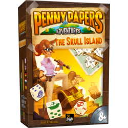 Penny Papers: The Skull Island family game