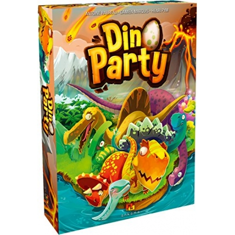 Dino Party (Ankama)