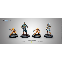 YU JING SUPPORT PACK INFINITY FROM CORVUS BELLI REF.: 281302-0729