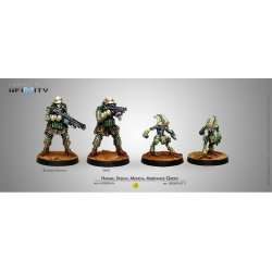 HAKIMS SPECIAL MEDICAL ASSISTANCE GROUP INFINITY FROM CORVUS BELLI REF.: 280495-0711