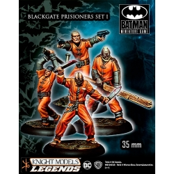 BLACKGATE PRISSONERS