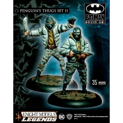 PENGUIN'S THUGS SET II
