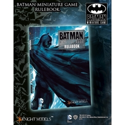 BMG RULEBOOK (BATMAN COVER)+ALFRED