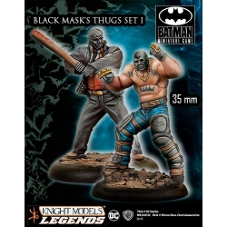 BLACK MASK'S THUGS SET 1