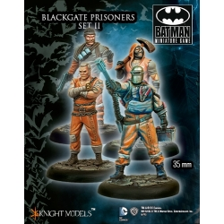 BLACKGATE PRISSONERS SET II