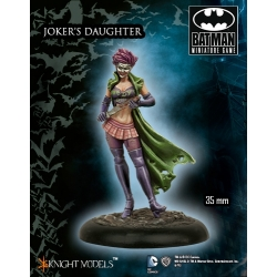 JOKER'S DAUGHTHER