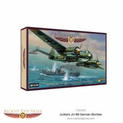 JUNKERS JU-88 A GERMAN BOMBER