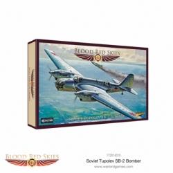 SOVIET TUPOLEV ANT-40 SOVIET BOMBER