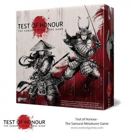 TEST OF HONOUR BASIC GAME