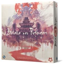 Batalla por Rokugán es un juego de tablero de conquista y astucia en el Imperio Esmeralda para 2-5 jugadores