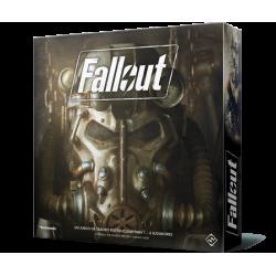 Fallout es un Juego de tablero de aventuras basado en la serie de video juegos de Bethesda Sofworks