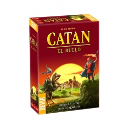 Catan - El Duelo The best way to experience the Catan 2-player experience ideal for travel