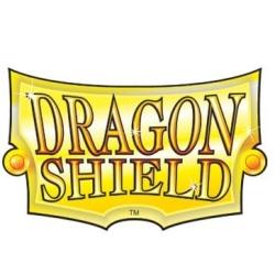 DRAGON SHIELD JAPANESE ART ORANGE FUNDAS (60)