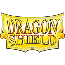 DRAGON SHIELD PORTFOLIO 2/4 NEGRO