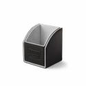 DRAGON SHIELD NEST BOX BLACK+GREY