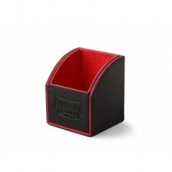 NEST BOX DRAGON SHIELD NEGRO+ROJO