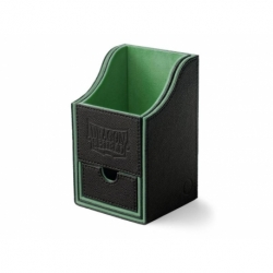NEST BOX PLUS DRAGON SHIELD NEGRO+VERDE