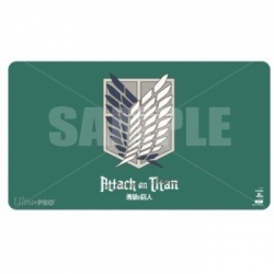 ULTRA PRO ATTACK ON TITAN SURVEY CORPS PLAYMAT